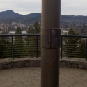 Skinner Butte Flag Pole