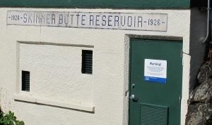Skinner's Butte Reservoir