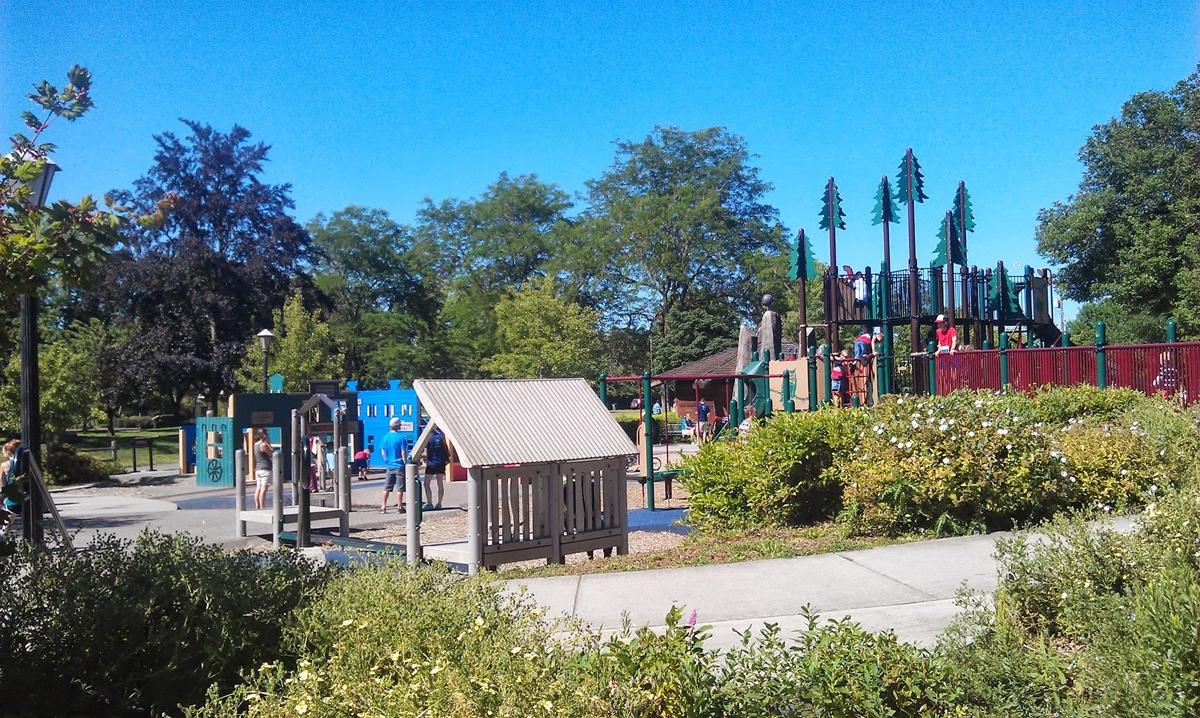 Skinners park